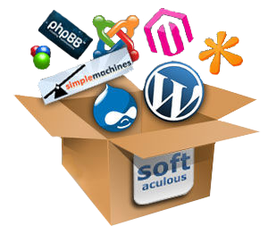 Reseller web hosting with Softaculous